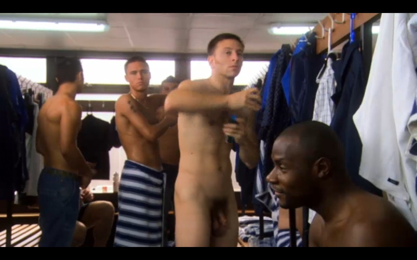 Footballers wives naked